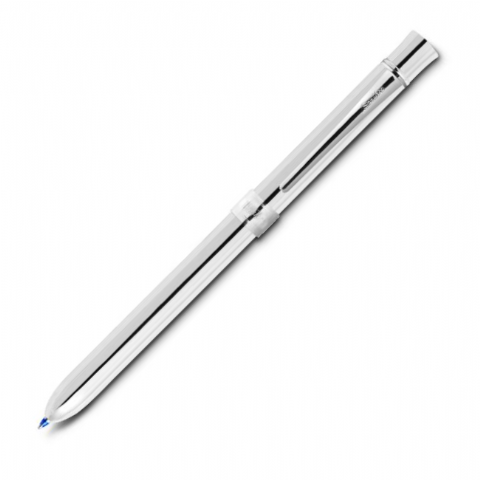Trio 93 Multifunction Chrome Pen